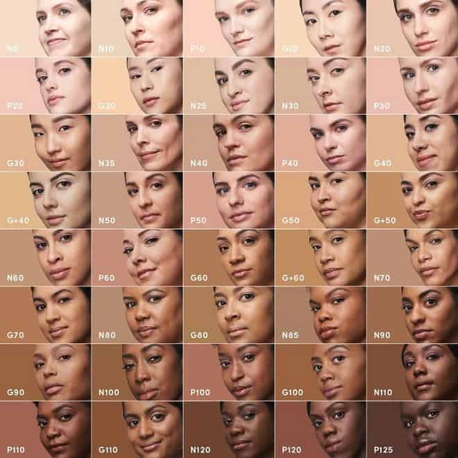 8-Makeup-Lines-with-at-Least-40-Shades-of-Foundation-Cover FX Power Play Foundation