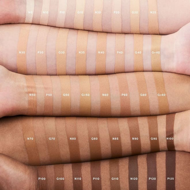 8-Makeup-Lines-with-at-Least-40-Shades-of-Foundation-Cover FX natural finish foundation